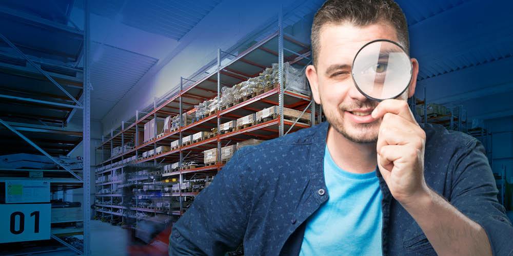 PW Job Mitarbeiter/in Qualitäts- & Wareneingangskontrolle (m/w)